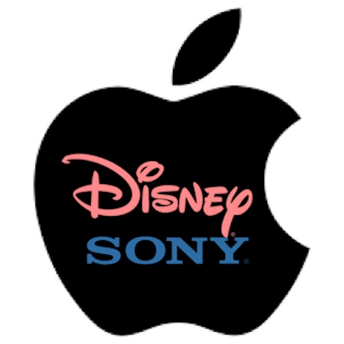 How Sony And Disney Have Influenced Apple's Business and Media Strategy