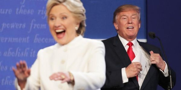 In A World Where Hillary's In Charge, Does Hate Still Trump Governance?
