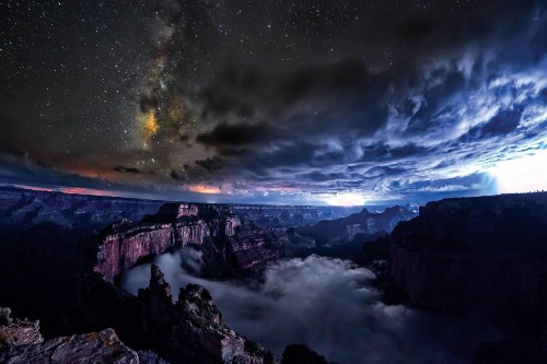 This Time-Lapse Video Of The Grand Canyon Will Leave You Speechless