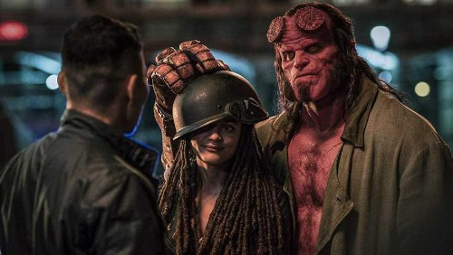 Box Office: 'Hellboy' Drops 73% On Friday, Disney's 'Dumbo' Nears $100 Million
