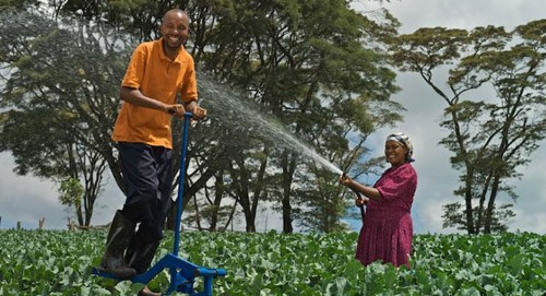 How A Water Pump Is Changing The Lives Of Farmers In Africa