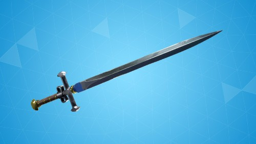 'Fortnite' Leak Reveals A Sword Is Returning, But Not As A Mythic Weapon