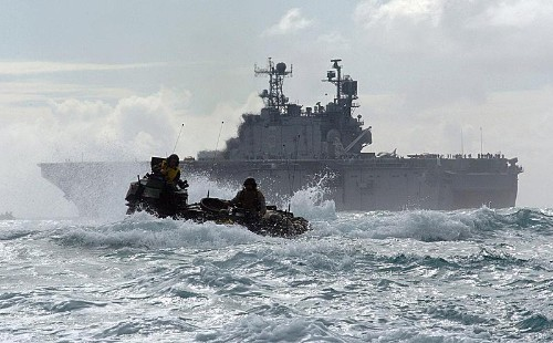 Five Reasons The Marine Corps Is The Future Of U.S. Ground Combat