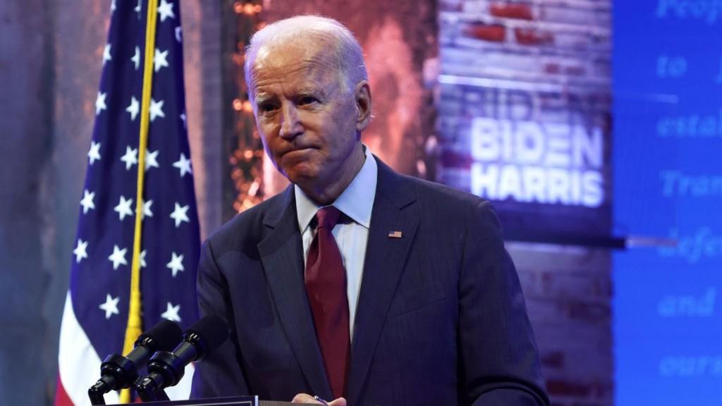 Biden's Warning To GOP Senators On Supreme Court: 'Americans Are Watching'