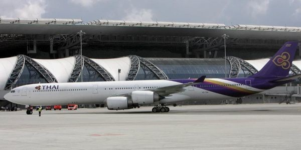 Thai Airways A340-600s Could Resume Service After A Five-Year Pattaya Rest