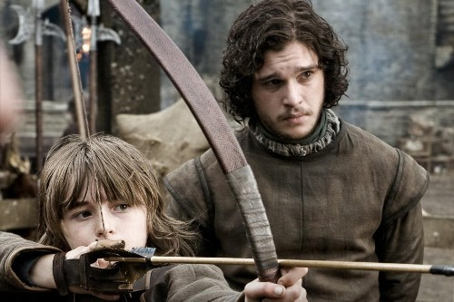 'Game Of Thrones' Analysis Shows Jon Snow May Have Won Our Hearts, But Arya Stark Won Twitter