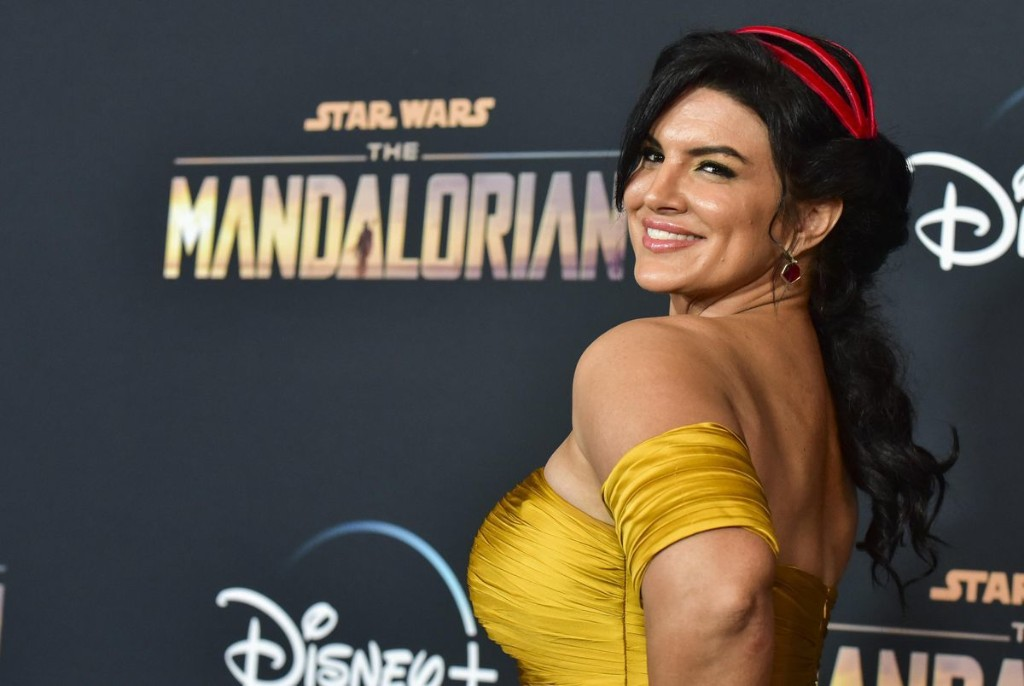 Mandalorian Star Gina Carano Supported President Trump On Social Media – Now Fans Want Her Fired
