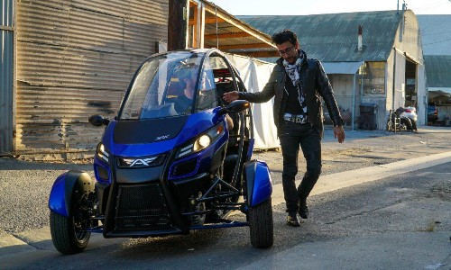 "Arcimoto Gets $4.5M More In Funding For Electric ""Fun Utility Vehicle"""