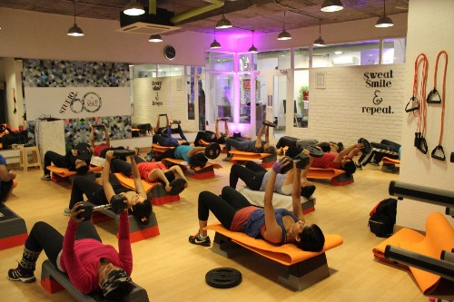 Giving Indian Women Fitness Classes Like They Never Had Before