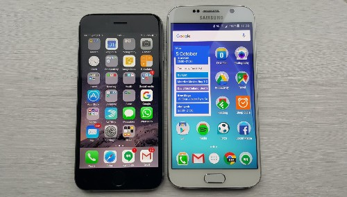 iPhone 6S Vs Galaxy S6 Review: Brilliant, Failed Smartphones