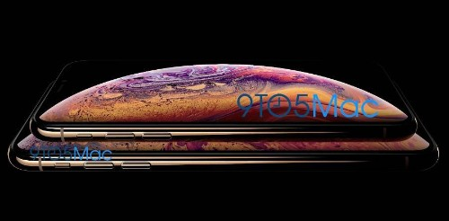 First Official Image Of Apple's iPhone XS Leaks