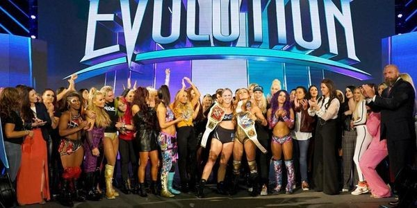 WWE Evolution 2 Could Be In The Works After All