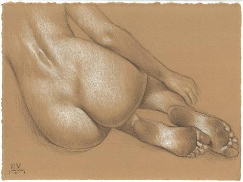 Brooklyn-Based Artist, Daniel Maidman Appreciates The Female Form