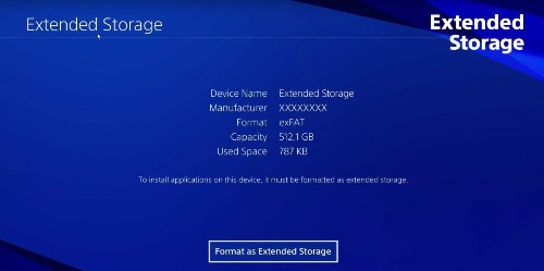 How To Connect An External Hard Drive To Your PS4 Or PS4 Pro [Updated]