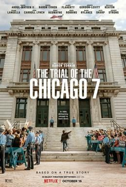 Sorkin's Blast From The Past: The Trial Of the Chicago 7