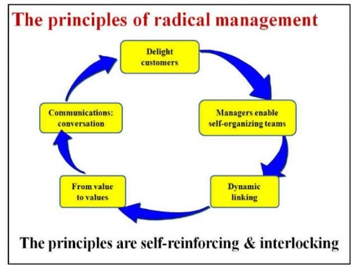 The Five Big Surprises of Radical Management