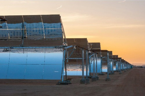 Solar And Water: Abengoa's Big Bets