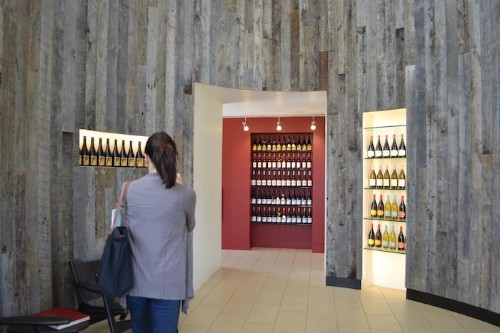 Texture, Balance, Finish: The Wine Tasting Room Experience, Feng Shui Style