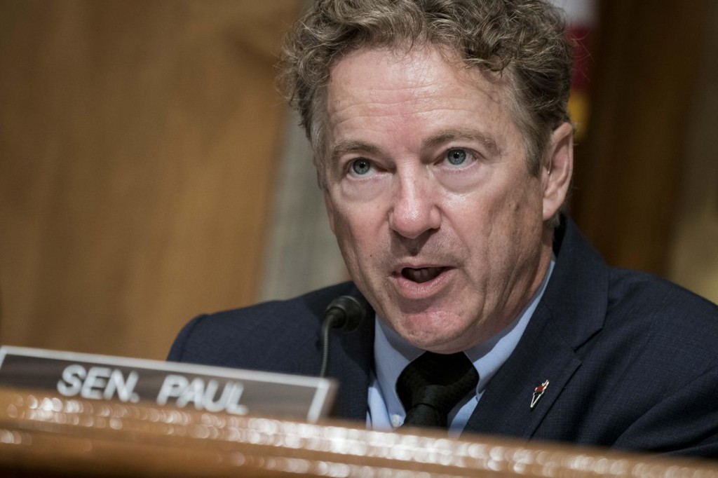 Rand Paul To Federal Health Officials: 'We Shouldn't Presume That A Group Of Experts Somehow Knows What's Best'
