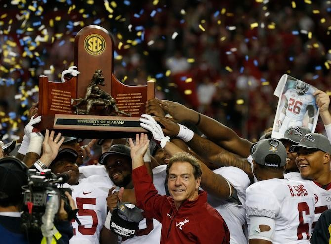 Alabama vs Ohio State Sugar Bowl Tickets Up 24% Since CFB Playoff Announced