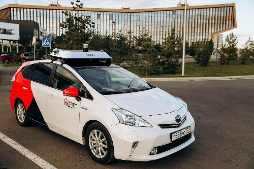 Russia's Yandex Offers Driverless Rides And Passengers Say 'Da!'