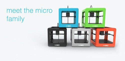 Another Kickstarter Success As The Micro 3D Printer Smashes Through Its Goals With $1 Million Pledged