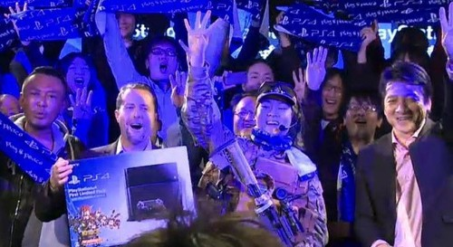 Sony Explains Why PS4 Hasn't Caught Fire In Japan