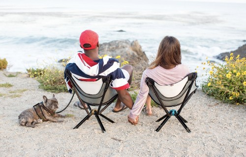 Three Years Of Prototyping Led To This Beach Chair's Multi-Million Dollar Funding