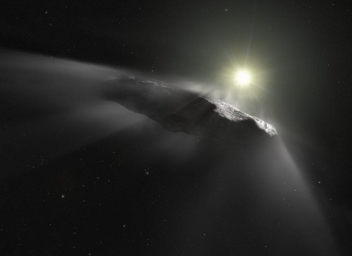 Astronomers Are Tracking Four Potential Interstellar Objects Now In Our Outer Solar System