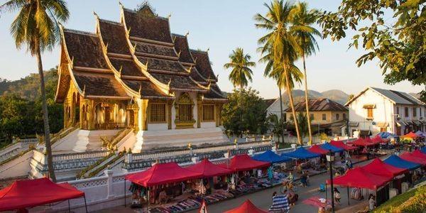 Where to Slow Down: Luang Prabang, Laos
