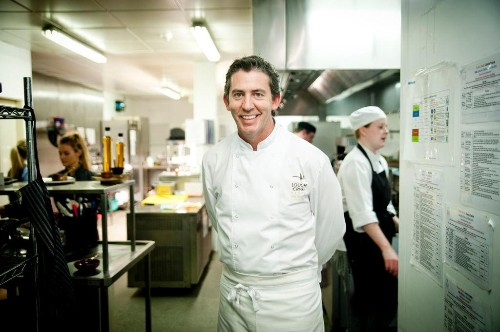Top Chef, Noel McMeel, King of Modern Irish Cuisine