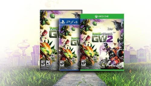 'Plants vs Zombies Garden Warfare 2' Won't Impress Xbox 360 Or PS3 Families