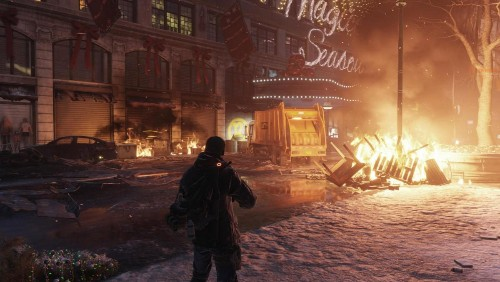 The Division's Death By A Thousand Cuts: #856 - Missing Daily Missions