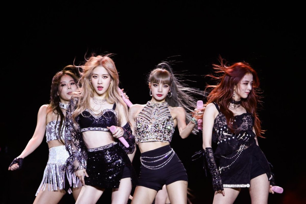 Blackpink's New Single Debuts As The Second-Bestselling Song In America Behind Kanye West