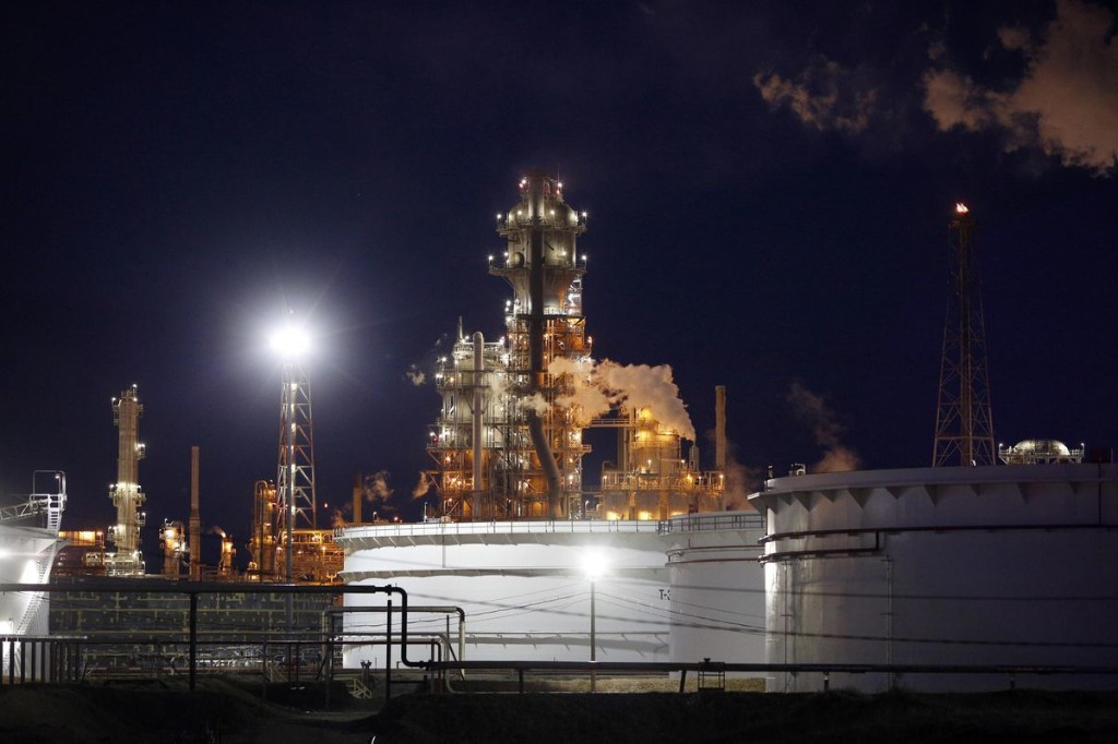 A Rare Bit Of Good News For Oil Refiners: 'Renewable Diesel'