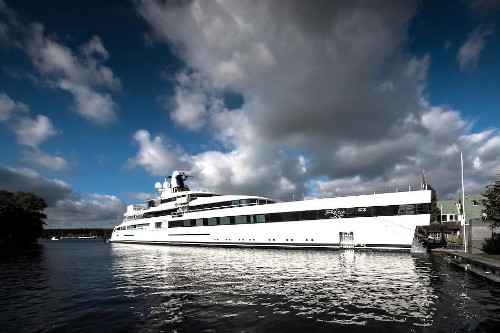 World's First Floating IMAX Cinema To Be Installed On 93 Meter Superyacht