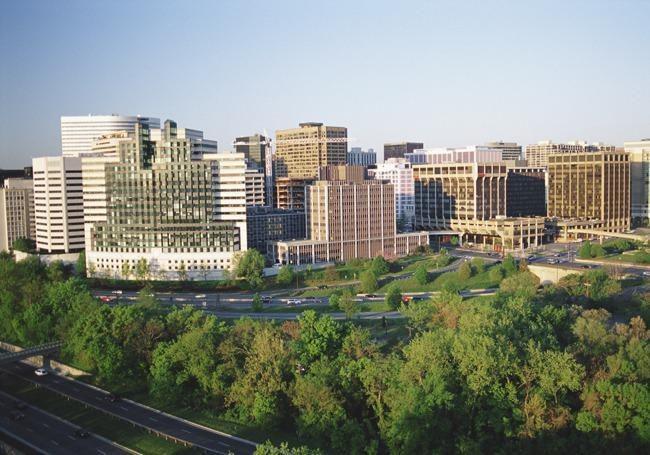 No. 1 Arlington area, Virginia