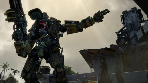 (Corrected) On Xbox One, Titanfall Will Take Up 40 GB