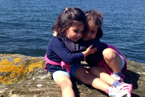 Why I Want My Daughters To Learn Empathy Rather Than Chinese