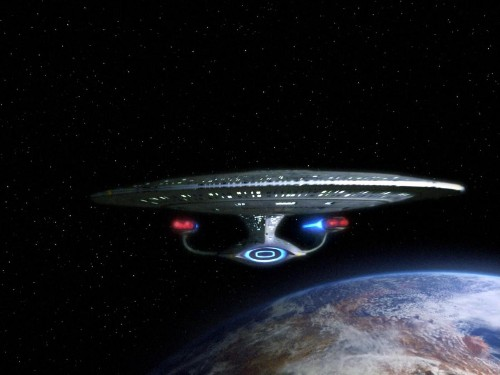 Star Trek's Warp Drive Might Become A Reality