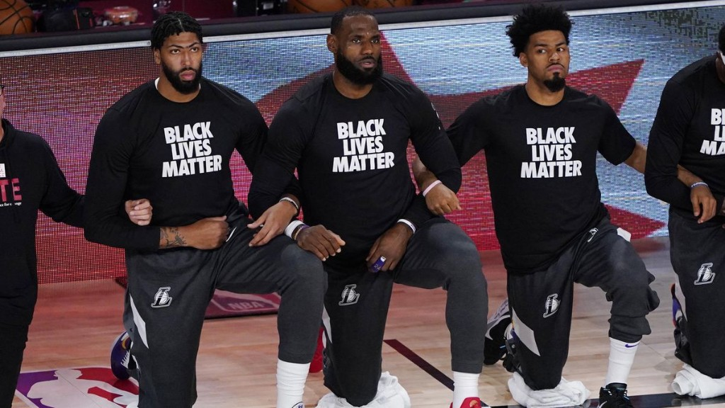 GOP Lawmaker Threatens Tax Penalties If NBA Players Kneel During National Anthem