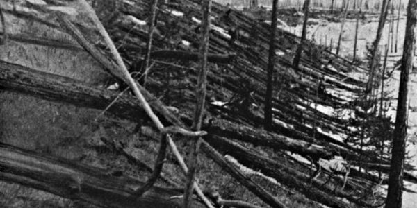 For Almost 100 Years, Scientists Puzzled Over The Tunguska Event