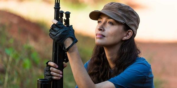 'The Walking Dead' Could Lose Rosita To A New Netflix Series