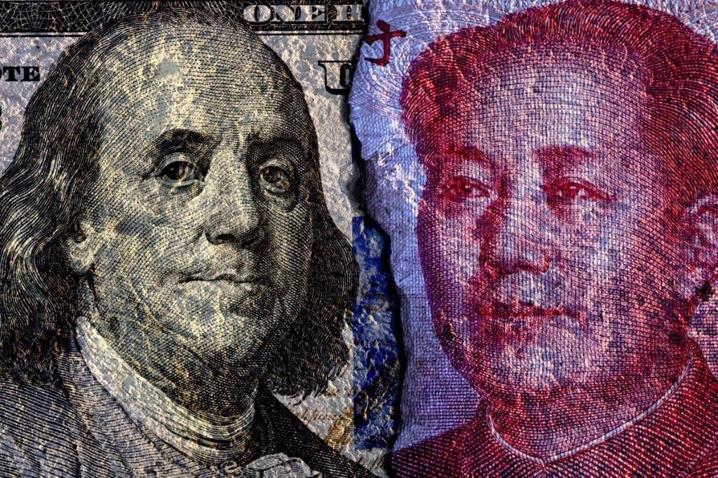 China Eyes 'New Battlefield' In Looming Showdown Over U.S. Dollar Dominance