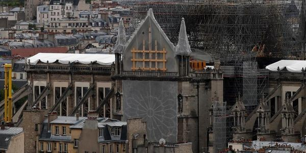 3D Printing Notre Dame's Restoration: Thinking Outside The 14th Century Box