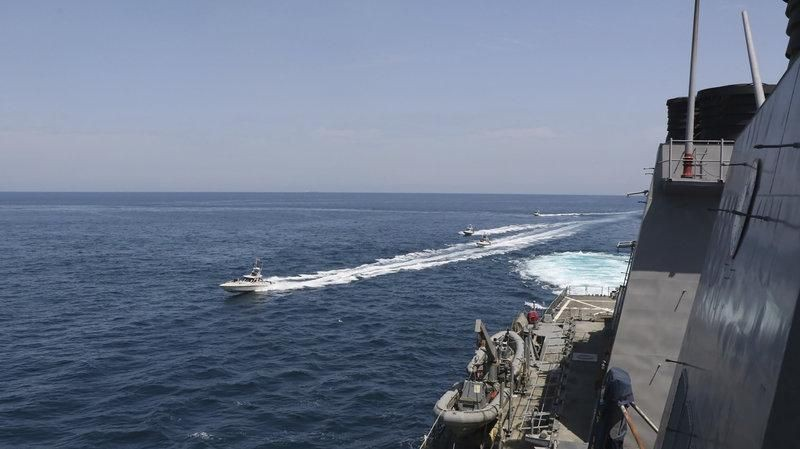 Iran's Naval Forces Eye Presence In The Indian Ocean … Again