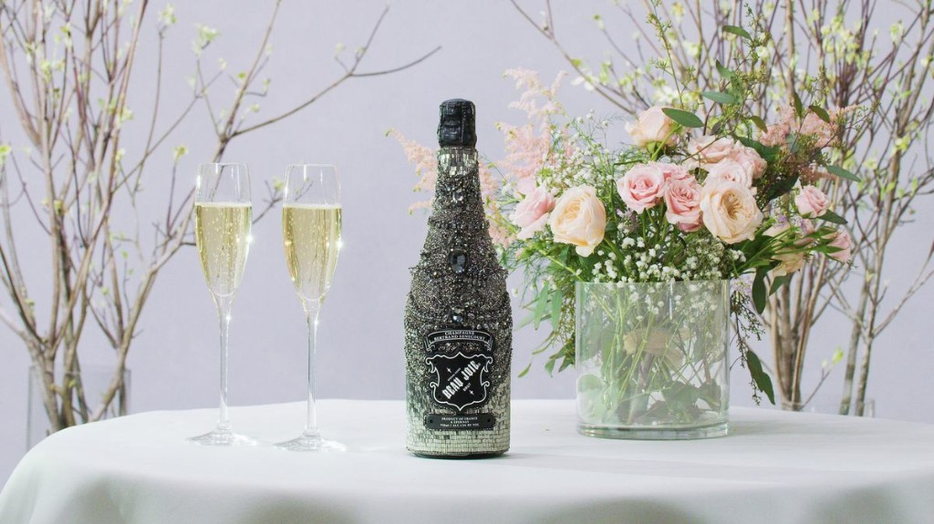 Beau Joie Champagne Kicks Off Collaboration With Fashion Heavy-Hitters Marchesa
