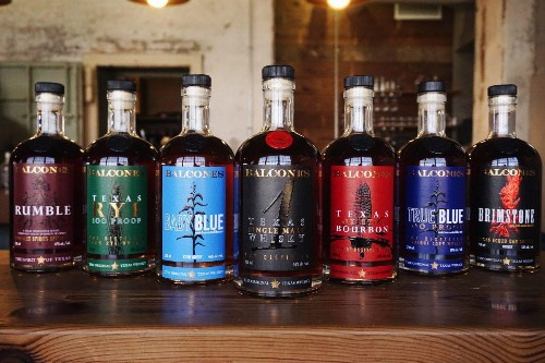 Balcones Sets The Standard For Texas-Made Whisky