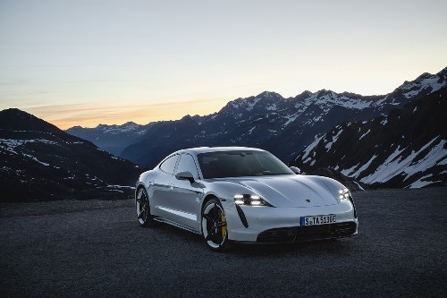 Porsche Taycan Delivers Performance, Misses On Range And Efficiency