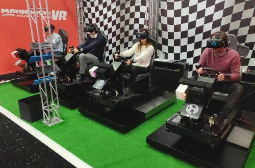 Hands-On With 'Mario Kart VR': It's a Start, At Least